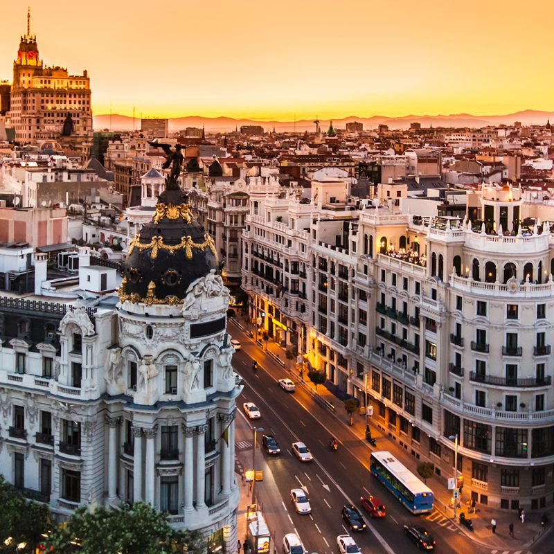 HIGH SCHOOL NA ESPANHA