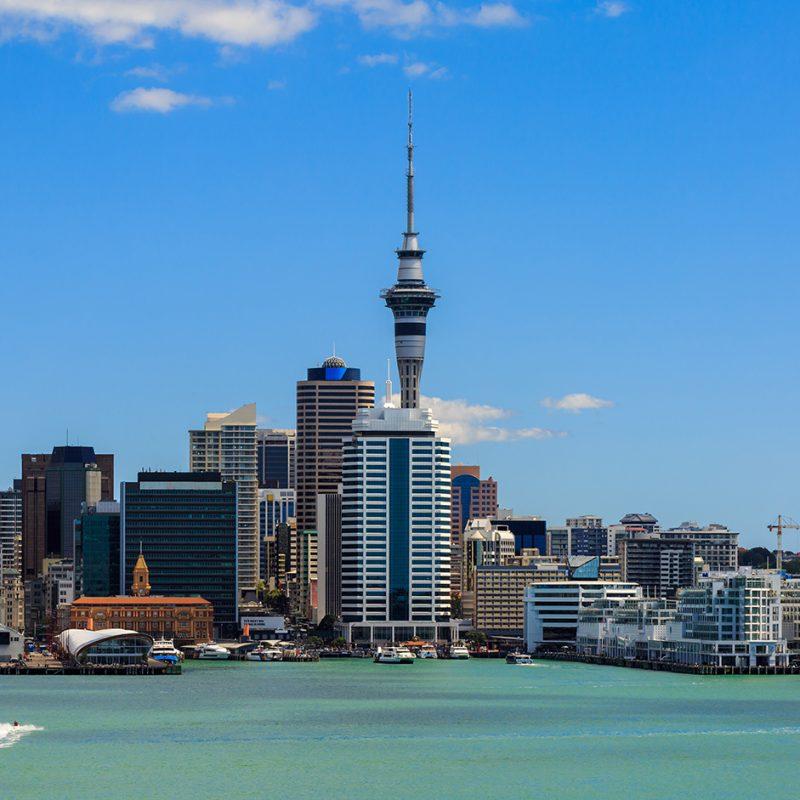 HIGH SCHOOL NA NOVA ZELÂNDIA